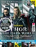TOTAL FILM NOVEMBER 2013 ISSUE 212 THOR THE DARK WORLD LOKI TOM HIDDLESTON ROBOCOP 2014 THE HOBBIT 2 NEW AND SEALED