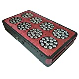 AUBIG 120 LEDs 360W LED Grow Light Panel Red Blue Ratio Indoor Hydroponic Plants Flowering Growth Light with US Plug
