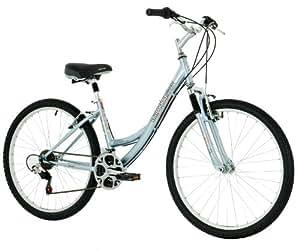 Diamondback Serene Citi Classic Women's Sport Comfort Bike (26-Inch Wheels), Blue, Medium/17-Inch