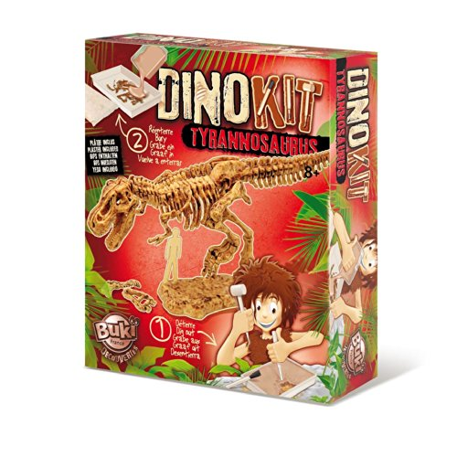 Buki-439Tyr-Jeu-Scientifique-Dino-Kit-Tyrannosaure