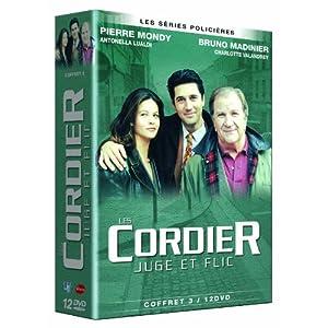 Coffret Cordier Juge et Flic vol 3