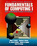 img - for Fundamentals of Computing I: Lab Manual: C++ Edition: Logic, Problem-solving, Programs and Computers (Lab Manual) (Vol 1) by Allen B. Tucker (1995-01-01) book / textbook / text book