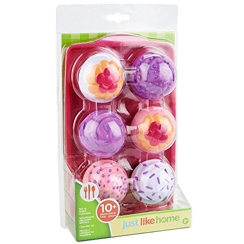 Just Like Home Mix 'N' Match Cupcakes Set - 1