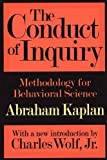 The Conduct of Inquiry: Methodology for Behavioral Science