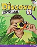 Discover English Global 1 Activity Book and Student's CD-ROM Pack