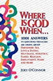 img - for Where Is God When: 1001 Answers to Questions Teenagers are Asking book / textbook / text book