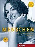 Menschen B1/1: Deutsch als Fremdsprache / Arbeitsbuch mit Audio-CD