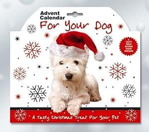 Advent Calendar For Your Dog