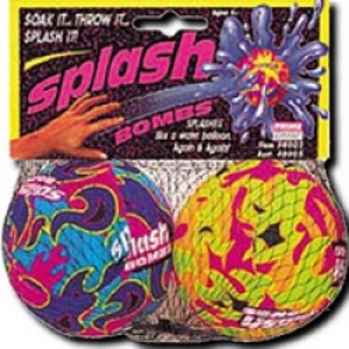 Splash Bomb (Set of 2) - 1