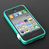 CAZE ThinEdge frame case for iPhone 4/4S Bumper Green 【世界最薄バンパー】