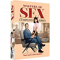 Masters of Sex - The Complete Series - DVD
