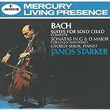 Bach: Complete Suites for Solo Cello; Sonatas in G major & D major for Cello & Piano