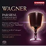 Wagner: Excerpts (Parsifal/ Tannhauser/ Lohengrin)