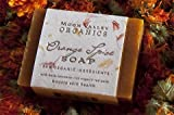Orange Spice Soap by Moon Valley Organics by Moon Valley Organics
