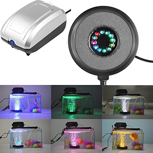 new-waterproof-led-submersible-aquarium-light-round-fish-tank-bubble-lamps-air-pump-led-light-us-plu