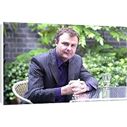 Funny product Box Canvas Print of Paul Ross