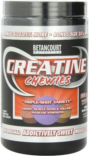 Betancourt Nutrition Créatine Chewies,