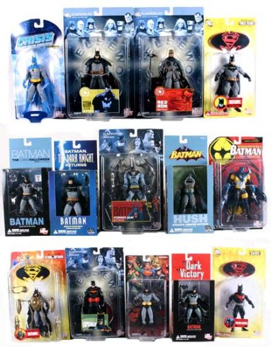 Buy Batman DC Direct VIP Package Artists' Series
