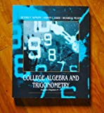 img - for College Algebra And Trigonometry (Custom Chapter P - 7) book / textbook / text book