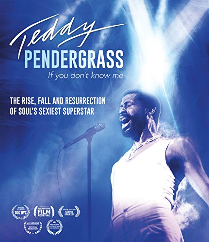 Blu-ray : TEDDY PENDERGRASS - If You Don't Know Me