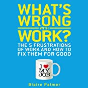What's Wrong with Work?: The Five Frustrations of Work and How to Fix Them for Good | [Blaire Palmer]
