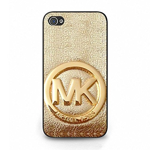 Iphone 4/4s Cover Case Luxury Mark Michael Kors Logo Phone Case Honorable Vintage MK Design Cover for Iphone 4/4s