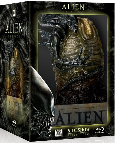 Alien Anthology (Alien / Aliens / Alien 3 / Alien: Resurrection) (Egg Packaging)        [Blu-ray]