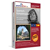 "Spanisch-Komplettpaket mit Langzeitged�chtnis-Lernmethode von Sprachenlernen24.de. Intensivkurs: Lernstufen A1 bis C2. Wortschatz + Grammatik. Software-DVD f�r Windows 8,7,Vista,XP/Linux/Mac OS Xvon ""Sprachenlernen24.de"""