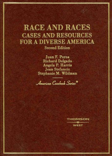 Race and Races, Cases and Resources for a Diverse...