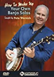 echange, troc Make Up Your Own Banjo Solos [Import anglais]