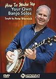 echange, troc Make Up Your Own Banjo Solos [Import anglais]