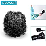 Neewer® NW-MIC-109 Outdoor Microphone Wind Cover Furry Windscreen Muff Fits Microphones Up to 2.56 x 1.77
