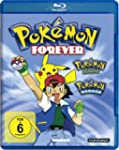 Pok�mon 4+5 (Forever Edition) [Blu-ray]