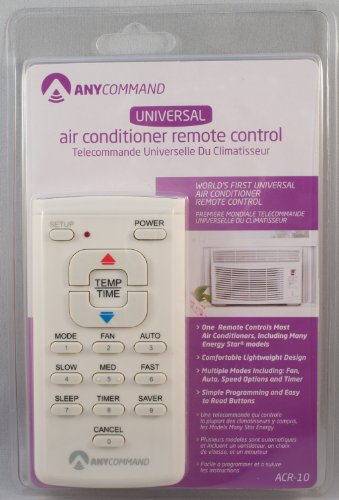 Anycommand Universal Air Conditioner Ac Remote Control Acr
