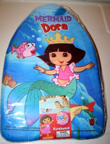 Mermaid Dora Kickboard - 1