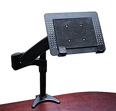 Gator G-ARM 360-DESKMT Mountable Arm for Laptop, Tablet and Monitor