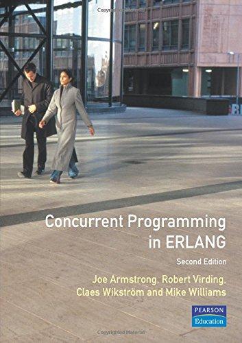 Concurrent Programming ERLANG