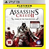 Assassins Creed II: Game of The Year - Platinum Edition (PS3)by Ubisoft