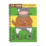 Farm Animals Flip and Draw