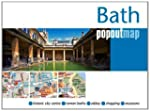Bath PopOut Map - pocket size pop-up...