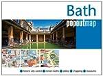 Bath PopOut Map - pocket size pop-up...