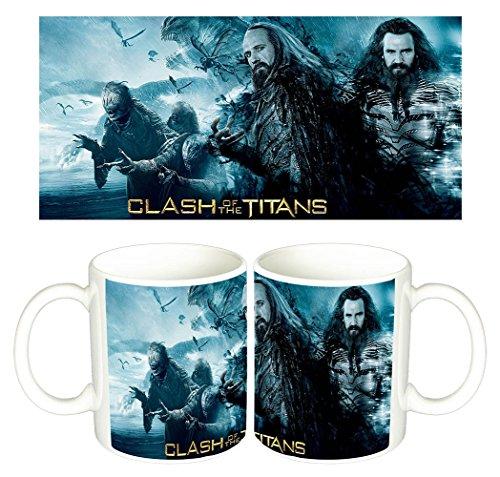 Furia De Titanes Clash Of The Titans B Tazza Mug