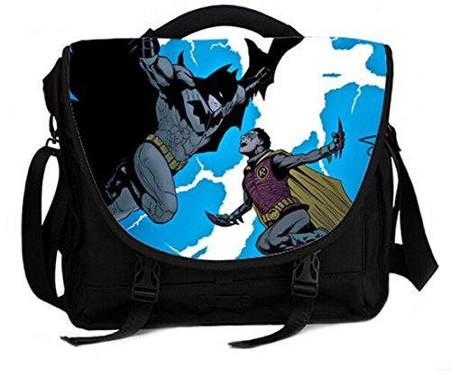 Batman vs Robin Print 15