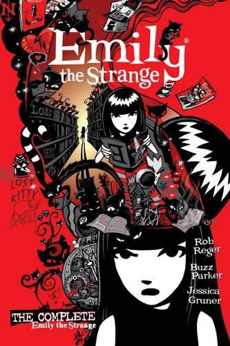 Emily the strange book