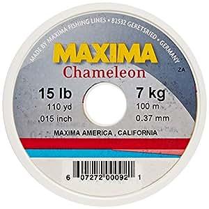 Maxima fishing line mini pack chameleon 15 for Maxima fishing line