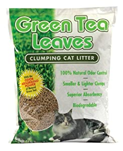 Amazon Com Next Gen Pet Green Tea Leaves Cat Litter 5 5