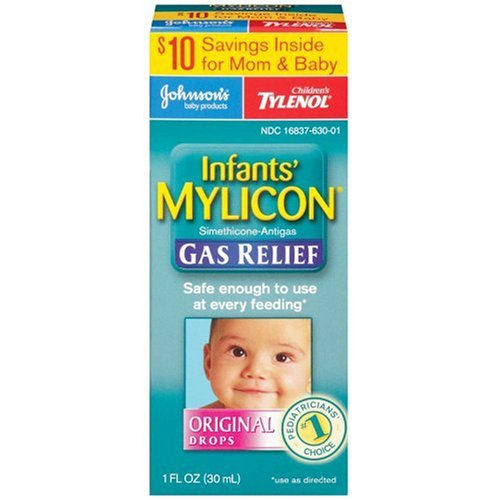 Mylicon Infant Gas Relief- 1 Fl Oz