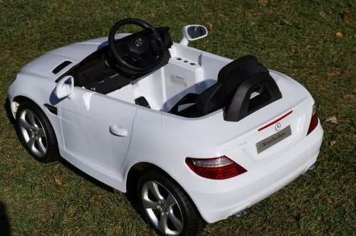 Mercedes Benz Slk 81200 Baby Kids Ride On Power Wheels Toy