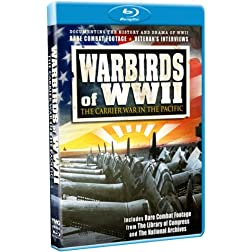 Warbirds of WWII: The Carrier War in the Pacific - Blu-ray!