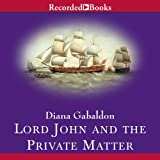 img - for Lord John and the Private Matter book / textbook / text book